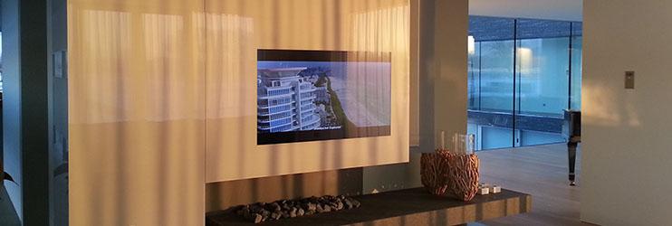 Spiegel Televisie van standaard oplossing tot gemaakt op maat!